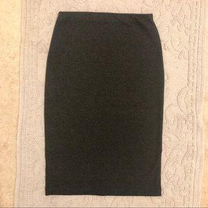 """Club Monaco Skirts - Club Monaco """"sweatshirt"""" pencil skirt - S"""